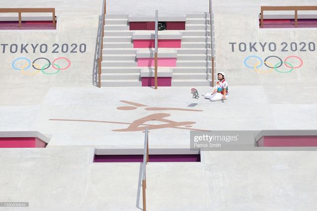 Nhà vô địch 13 tuổi xuất hiện tại Olympic Tokyo 2020 - Ảnh 2.