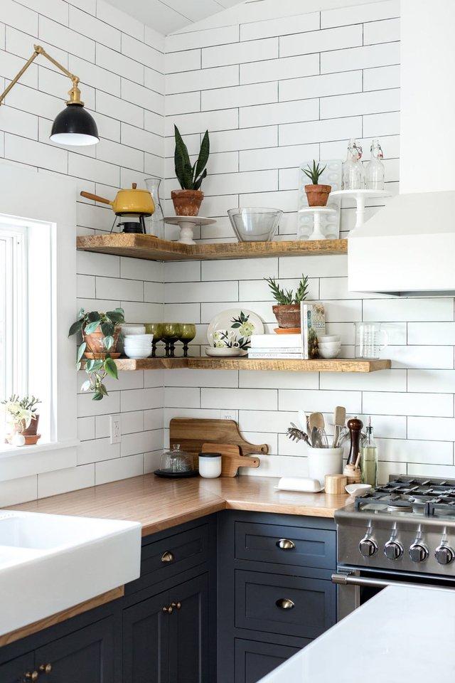 11 thiết kế bếp nhỏ đầy ấn tượng và thông minh dành cho các căn chung cư có diện tích hẹp - Ảnh 3.