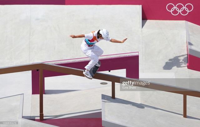 Nhà vô địch 13 tuổi xuất hiện tại Olympic Tokyo 2020 - Ảnh 3.