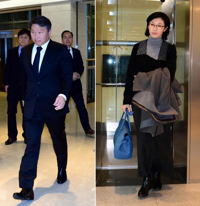 Vụ li hôn thế kỷ giữa cặp đôi quyền lực nhất Hàn Quốc: Khởi động bằng 1,3 nghìn tỷ won, suốt 4 năm chưa có hồi kết - Ảnh 4.