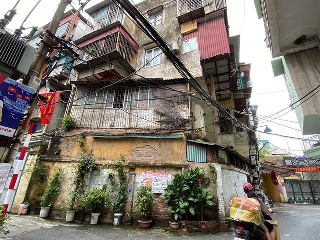 Hà Nội sẽ chi 500 tỷ đồng để rà soát, kiểm định chung cư cũ - Ảnh 5.