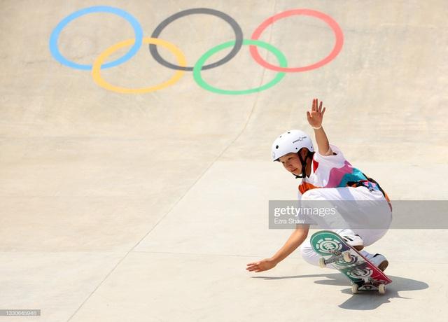 Nhà vô địch 13 tuổi xuất hiện tại Olympic Tokyo 2020 - Ảnh 6.