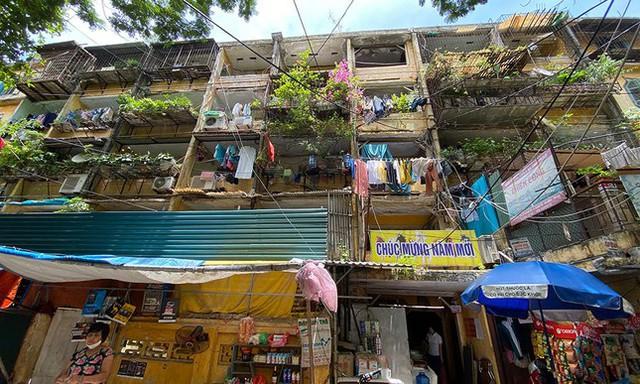 Hà Nội sẽ chi 500 tỷ đồng để rà soát, kiểm định chung cư cũ - Ảnh 7.