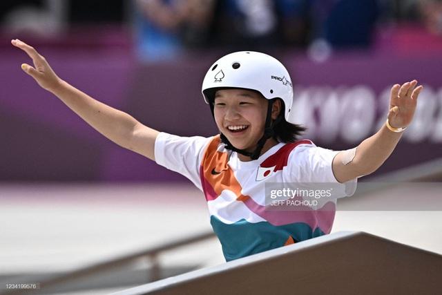Nhà vô địch 13 tuổi xuất hiện tại Olympic Tokyo 2020 - Ảnh 7.
