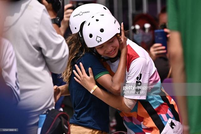 Nhà vô địch 13 tuổi xuất hiện tại Olympic Tokyo 2020 - Ảnh 8.