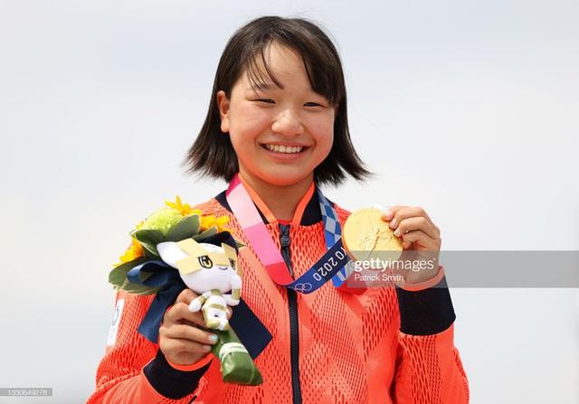 Nhà vô địch 13 tuổi xuất hiện tại Olympic Tokyo 2020 - Ảnh 9.