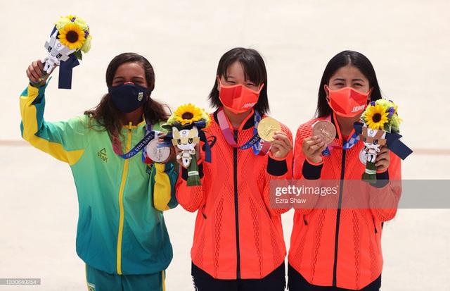 Nhà vô địch 13 tuổi xuất hiện tại Olympic Tokyo 2020 - Ảnh 10.