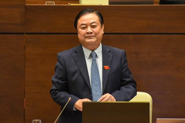 Bộ trưởng Lê Minh Hoan: Làm sao để nông thôn là nơi đáng sống, nơi chúng ta tìm đến và quay về - Ảnh 1.
