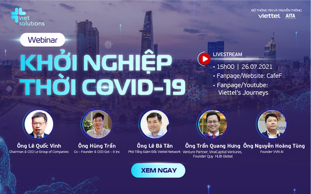 Co-founder & CEO Got It Hùng Trần: Covid-19 đã khiến môi trường khởi nghiệp xoá bài làm lại - Ảnh 1.