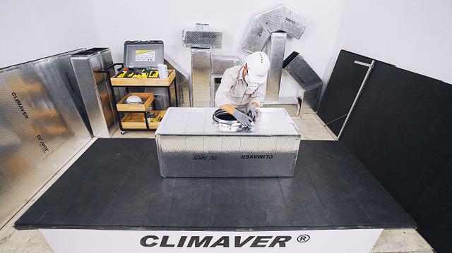 Saint-Gobain dẫn đầu xu thế vật liệu xanh với ống dẫn khí Climaver - Ảnh 2.