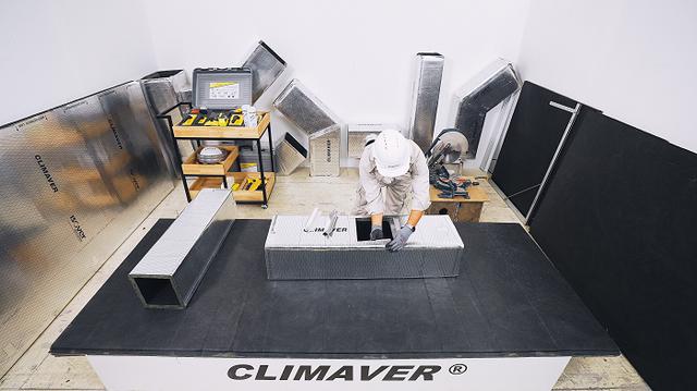 Saint-Gobain dẫn đầu xu thế vật liệu xanh với ống dẫn khí Climaver - Ảnh 3.