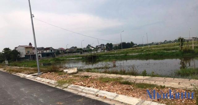 'Sửng sốt' với giá đất quy hoạch tại TP. Hà Tĩnh - Ảnh 1.