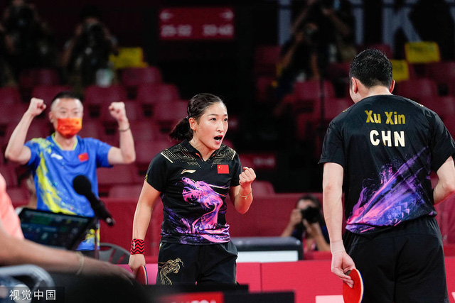Báo Trung Quốc đau đớn với thất bại tàn khốc tại Olympic, lo ngại một thảm họa dây chuyền - Ảnh 1.