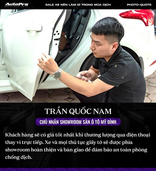 Các sếp showroom xe lớn tại Hà Nội: Thận trọng khi ôm hàng, giảm giá, hãy cho khách hàng thông tin hữu ích để bung lụa khi hết giãn cách - Ảnh 9.