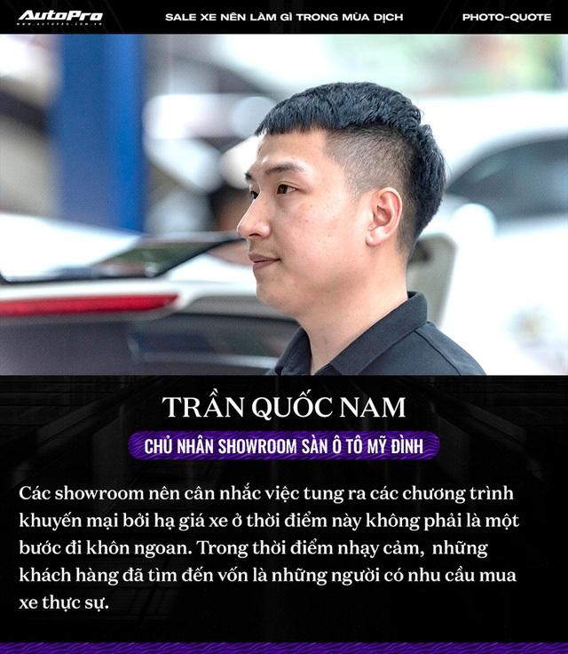 Các sếp showroom xe lớn tại Hà Nội: Thận trọng khi ôm hàng, giảm giá, hãy cho khách hàng thông tin hữu ích để bung lụa khi hết giãn cách - Ảnh 10.
