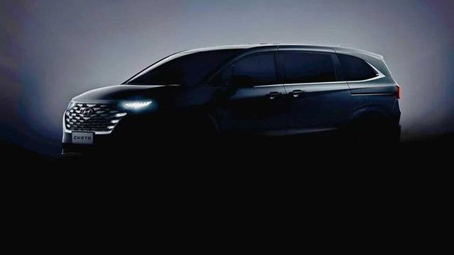 Hyundai Custo lộ diện – MPV lạ mắt trong hình hài Tucson - Ảnh 3.