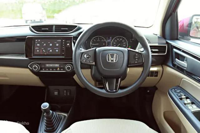 Khám phá Honda Amaze, đối thủ đáng gờm của Hyundai I10 và Kia Morning, giá bán chưa đến 200 triệu đồng - Ảnh 1.