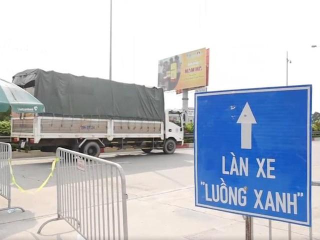 21 Sở GTVT hỗ trợ cấp thẻ luồng xanh giảm tải cho Hà Nội - Ảnh 1.
