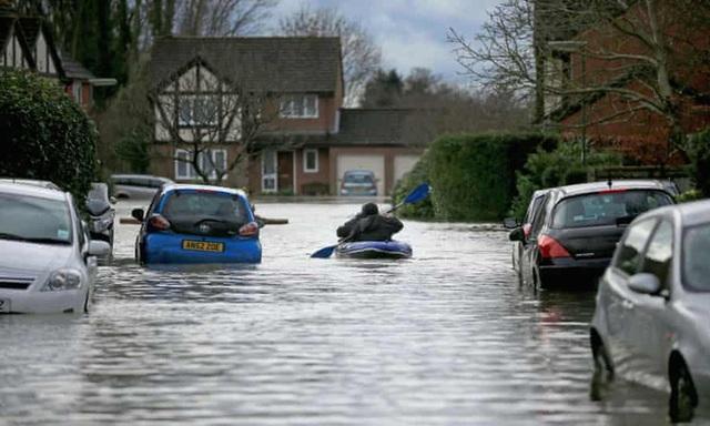 Không nơi nào an toàn: Lũ lụt lịch sử sẽ ngày càng phổ biến hơn bởi những cơn khủng hoảng khí hậu thời gian tới - Ảnh 3.