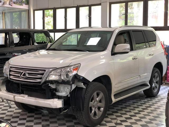 Thợ Việt lột xác Lexus GX 460 giá 2 tỷ thành xe gần 6 tỷ với chi phí 300 triệu đồng, người thường khó nhận ra - Ảnh 5.