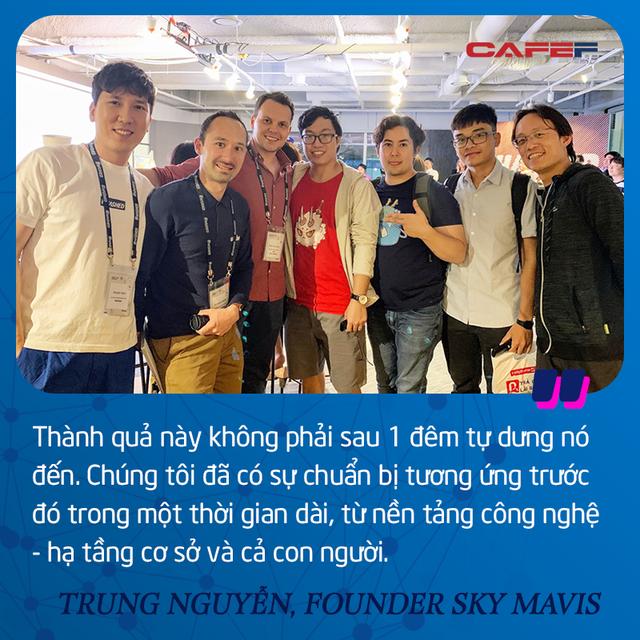 9x Việt tạo ra đồng coin trị giá gần 3 tỷ USD: Từ cậu bé bỏ học đại học, ghét blockchain đến sản phẩm game làm thế giới phát cuồng không kém Flappy Bird - Ảnh 6.