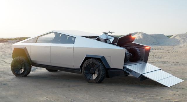 Bán tải ngoài hành tinh Tesla Cybertruck tiếp tục điệp khúc delay sang 2022 - Ảnh 1.