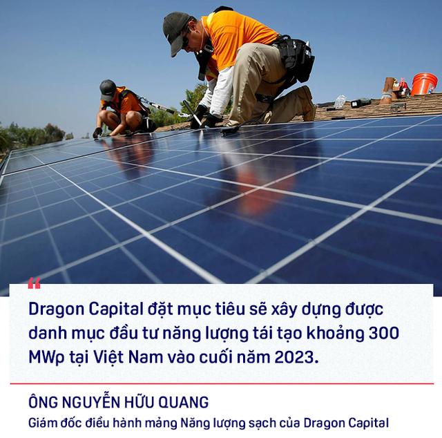 Chuyên gia Dragon Capital: Đầu tư vào điện tái tạo Việt Nam thu về cổ tức từ 9 – 10% mỗi năm, như vậy là rất hấp dẫn với quỹ lớn nước ngoài - Ảnh 8.