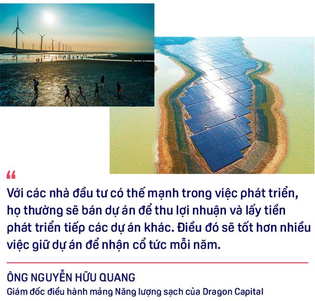 Chuyên gia Dragon Capital: Đầu tư vào điện tái tạo Việt Nam thu về cổ tức từ 9 – 10% mỗi năm, như vậy là rất hấp dẫn với quỹ lớn nước ngoài - Ảnh 6.