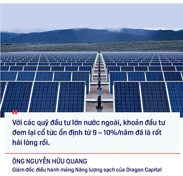Chuyên gia Dragon Capital: Đầu tư vào điện tái tạo Việt Nam thu về cổ tức từ 9 – 10% mỗi năm, như vậy là rất hấp dẫn với quỹ lớn nước ngoài - Ảnh 4.