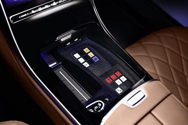Mercedes S-Class Guard 2022 ra mắt: limousine cho yếu nhân, xe tăng bọc nhung cũng chỉ đến thế - Ảnh 4.