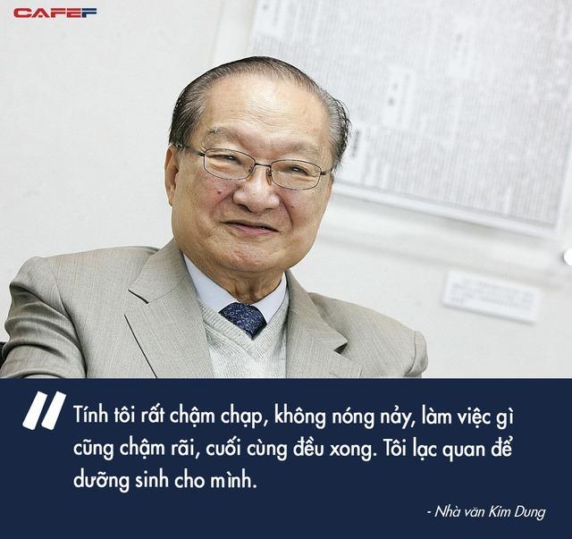 6 bí quyết đậm chất võ hiệp giúp nhà văn Kim Dung sống thọ đến 94 tuổi, bất chấp cuộc đời nhiều bất hạnh: Dưỡng tâm trước rồi mới dưỡng sinh - Ảnh 7.