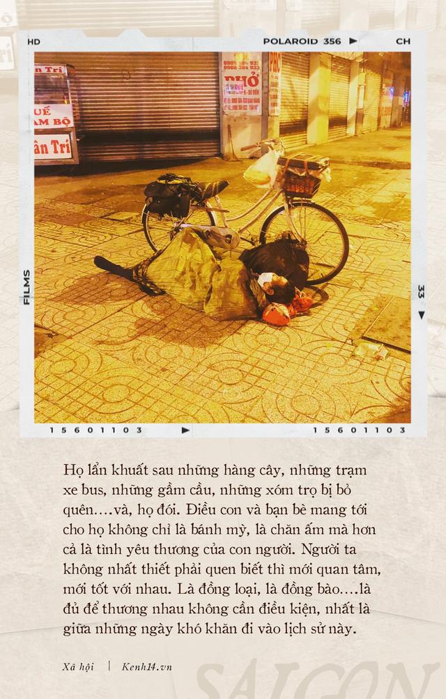 Thư gửi bố từ tâm dịch Sài Gòn: Nơi đây đã là nhà của con, và con sẽ vẫn thuỷ chung, sẽ hết mình với thành phố này chừng nào con còn thở - Ảnh 2.