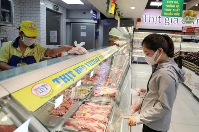 Nguồn cung thịt heo ảnh hưởng ra sao nếu Vissan tạm ngừng sản xuất? - Ảnh 1.
