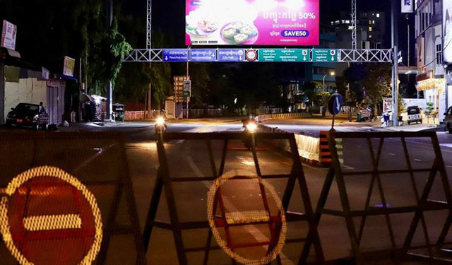 Biến thể Delta dồn Campuchia vào thế chân tường: Tình trạng khẩn nguy - Ông Hun Sen ra lệnh nóng! - Ảnh 1.