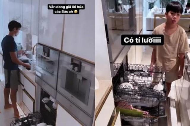 Hồ Ngọc Hà khoe biệt thự mới 30 tỷ đồng: Nội thất căn bếp hàng trăm triệu đồng, góc nào trong nhà cũng xịn như studio - Ảnh 11.