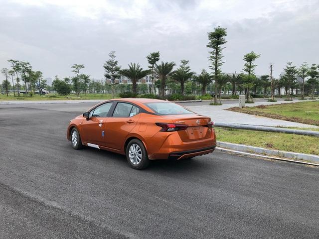 Đại lý ồ ạt nhận cọc Nissan Almera 2021: Giá dự kiến từ 470 triệu đồng, giao xe từ tháng 8 - Ảnh 3.