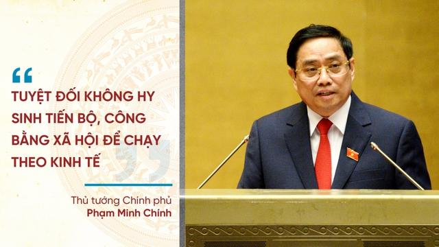 Những phát ngôn ấn tượng tại Kỳ họp thứ nhất Quốc hội khóa XV - Ảnh 3.