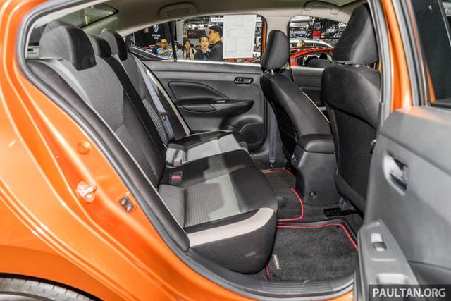 Đại lý ồ ạt nhận cọc Nissan Almera 2021: Giá dự kiến từ 470 triệu đồng, giao xe từ tháng 8 - Ảnh 7.