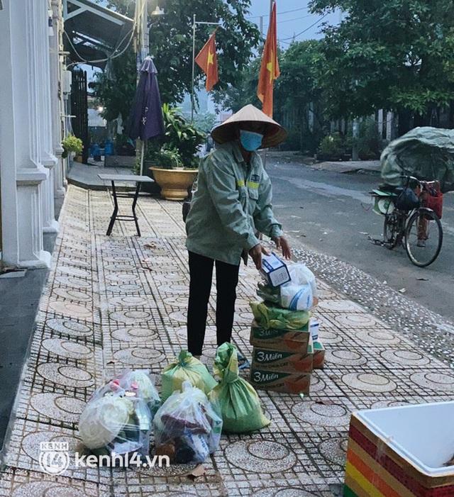 Giám đốc trẻ ở Sài Gòn thành lập hội shipper từ thiện bằng ô tô, tiếp tế lương thực cho người dân trong khu phong tỏa, cách ly - Ảnh 7.