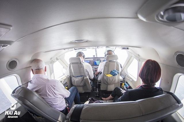 """Mùa dịch giúp dịch vụ thuê máy bay riêng ở Việt Nam bỗng được chú ý, điểm qua bảng giá cùng loạt ảnh nội thất bên trong thật sự là """"hết hồn""""!  - Ảnh 2."""