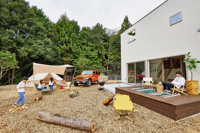 Ngôi nhà vườn đầy ắp niềm vui và hạnh phúc của gia đình 4 thành viên bỏ phố về quê - Ảnh 2.