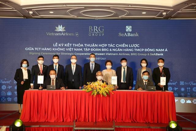 Vietnam Airlines và SeABank ký hợp đồng cho vay tái cấp vốn 2.000 tỉ đồng - Ảnh 2.