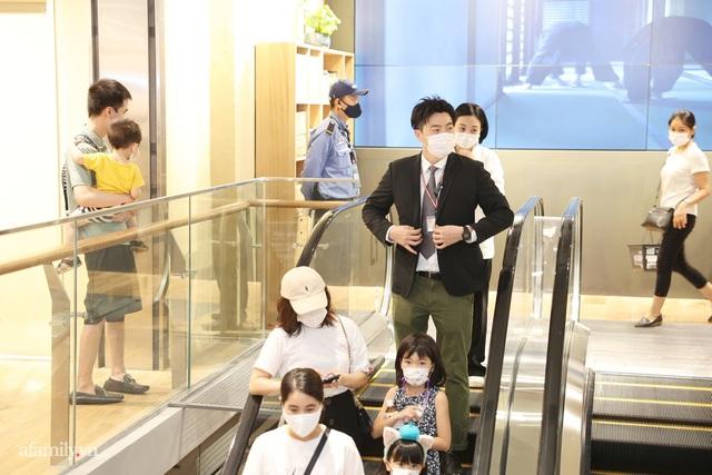 TGĐ MUJI Việt Nam gây ấn tượng bởi thần thái đỉnh cao trong ngày khai trương cửa hàng Hà Nội, nể nhất là quá trình thăng tiến siêu tốc từ quản lý thành người đứng đầu khu vực - Ảnh 4.