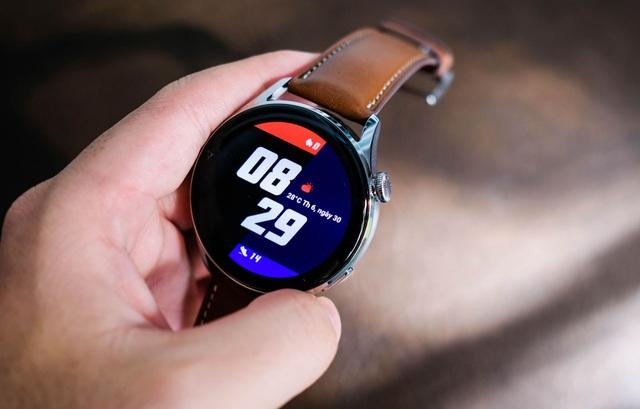 Trải nghiệm Huawei Watch 3 - mẫu smartwatch đầu tiên chạy hệ điều hành Harmony OS - Ảnh 2.