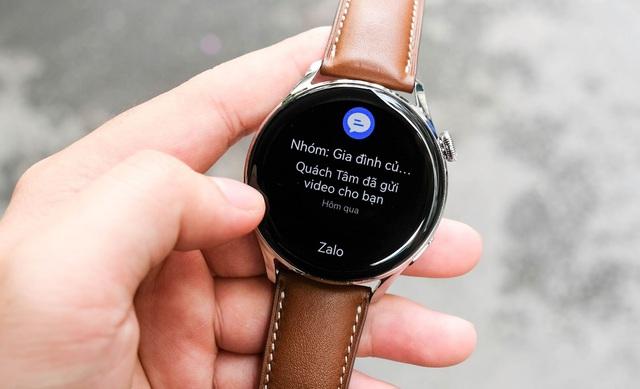 Trải nghiệm Huawei Watch 3 - mẫu smartwatch đầu tiên chạy hệ điều hành Harmony OS - Ảnh 8.