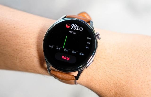 Trải nghiệm Huawei Watch 3 - mẫu smartwatch đầu tiên chạy hệ điều hành Harmony OS - Ảnh 10.