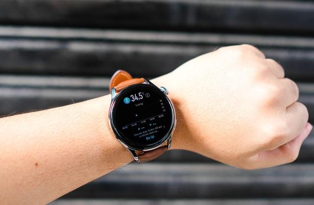 Trải nghiệm Huawei Watch 3 - mẫu smartwatch đầu tiên chạy hệ điều hành Harmony OS - Ảnh 11.