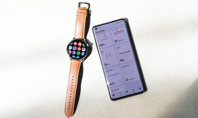 Trải nghiệm Huawei Watch 3 - mẫu smartwatch đầu tiên chạy hệ điều hành Harmony OS - Ảnh 13.