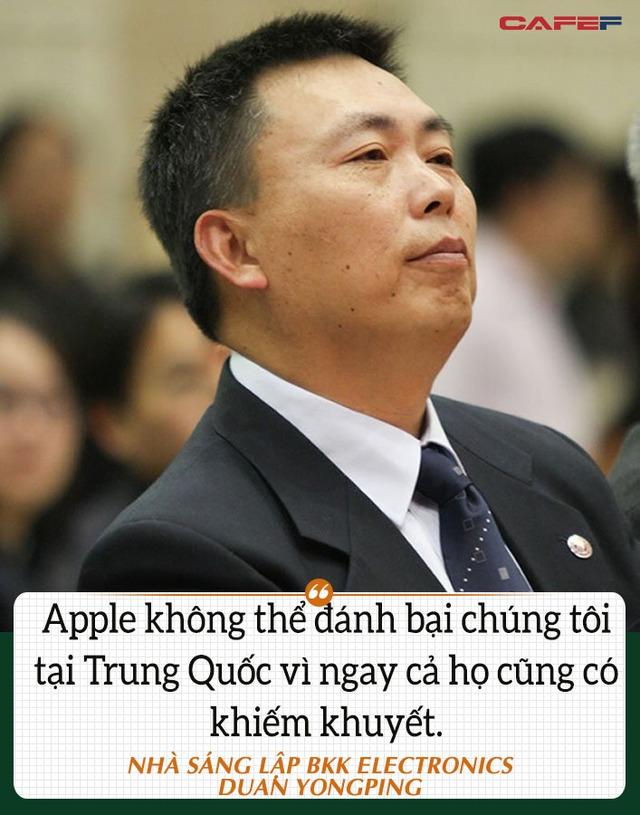 Bố già của ngành smartphone Trung Quốc Đoàn Vĩnh Bình: Người dám đi sau thế giới rồi giành thế thượng phong và quyết định rút lui giữa hào quang ở tuổi 40 - Ảnh 1.