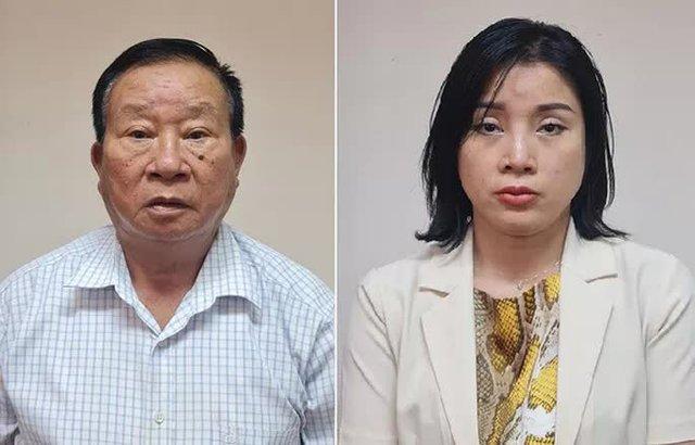 Vụ Bệnh viện Tim Hà Nội: Khởi tố thêm 1 giám đốc  - Ảnh 1.